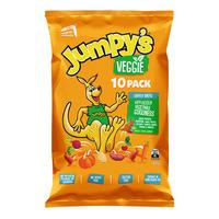 Jumpy's Crunchy Potato Snacks - Veggie