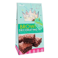 TGG Brownie Decorating Set - Crown