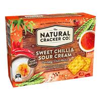 The Natural Cracker Co. Crispy Crackers - SweetChilli&SourCream