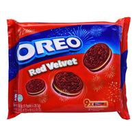 Oreo Cookie Sandwich Biscuit - Red Velvet