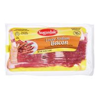 Sugardale Bacon - Lower Sodium