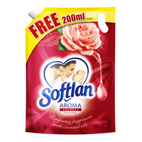 Softlan Aroma Therapy Fabric Softener Refill - Passion