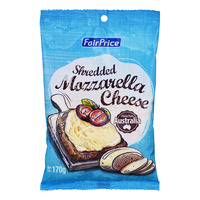 FairPrice Shredded Cheese - Mozzarella