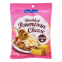 FairPrice Shredded Cheese - Parmesan