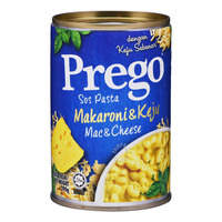Prego Pasta Sauce - Mac & Cheese