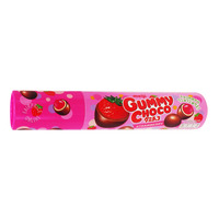Meiji Gummy Choco - Strawberry