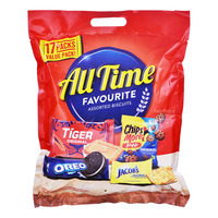 All Time Favourite Biscuits - Assorted