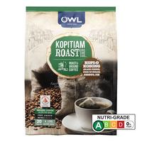Owl Kopitiam Roast & Ground Coffee Bags - Kopi-O Kosong