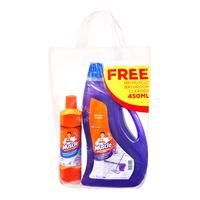 Mr Muscle Multi-Purpose Cleaner - Lavender +BathroomCleaner