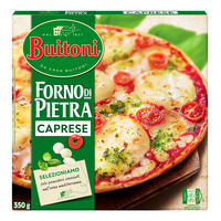 Buitoni Thin Crust Pizza - Caprese