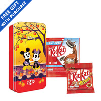 Nestle Kit Kat Mini Chocolate Bar - Cookies&Cream+Bites