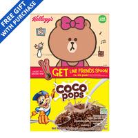 Kellogg's Cereal - Coco Pops + Line Friends Spoon