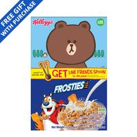 Kellogg's Cereal - Frosties + Line Friends Spoon