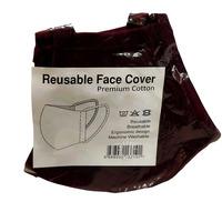 SL Premium Cotton Reusable Face Cover