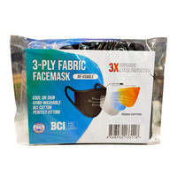 GL Fabric Face Mask - 3 Ply
