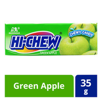 Hi-Chew Chewy Candy - Green Apple