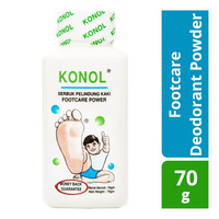 Konol Footcare Deodorant Powder