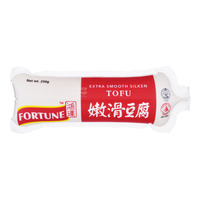 Fortune Silken Tofu - Extra Smooth (Tube)