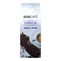 Boncafe Whole Bean Coffee - Espresso