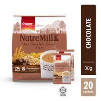 Super NutreMill 3 in 1 Instant Cereal Drink - Chocolate
