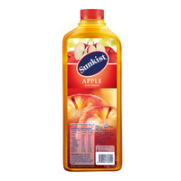 Sunkist Fruit Bottle Juice - Apple
