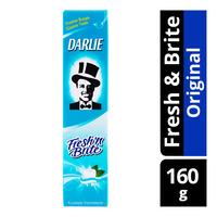 Darlie Fresh & Brite Toothpaste - Original