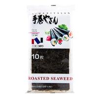 Nico-Nico Foods Roasted Seaweed - Temakiyasan (Half Size)