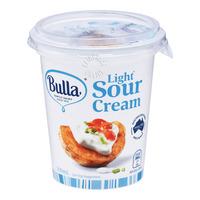 Bulla Sour Cream - Light