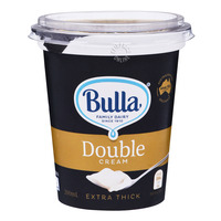 Bulla Thick Cream - Double (Extra Thick)