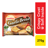 Sunshine Frozen Garlic Bread - Softmeal