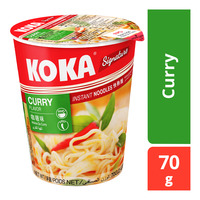 Koka Instant Cup Noodles - Curry