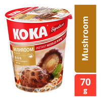 Koka Instant Cup Noodles - Mushroom