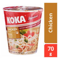 Koka Instant Cup Noodles - Chicken