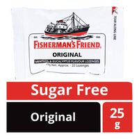Fisherman's Friend Sugar Free Lozenges - Original