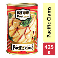 Fortune Pacific Clams