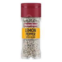 MasterFoods Seasoning - Lemon Pepper