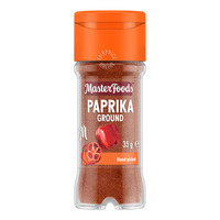 MasterFoods Spices - Paprika Ground