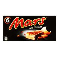 Mars Ice Cream Bar