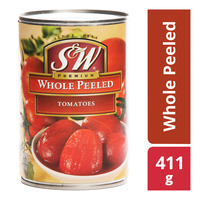 S&W Premium Tomatoes - Whole Peeled