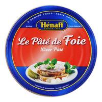 Henaff Pate - Pork Liver