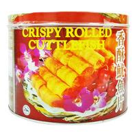 Ken Ken Crispy Rolled Cuttlefish 120G