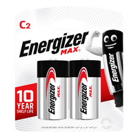 Energizer Alkaline Battery - Max (C)