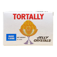 Tortally Jelly Crystals  - Orange (Orange)