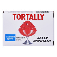 Tortally Jelly Crystals - Strawberry