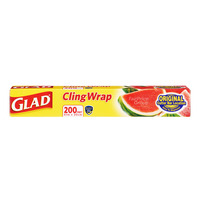 Glad Cling Wrap (200 square feet)