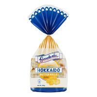 Gardenia Butter Rolls