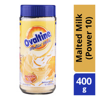Ovaltine Instant Malt Drink Powder Jar - Malted Milk (Power 10)