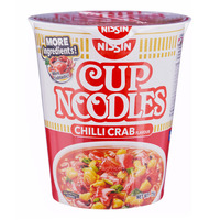 Nissin Instant Cup Noodles - Chili Crab