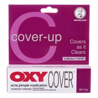 OXY Acne Pimple Medication Cream - Cover