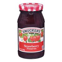 Smucker's Jam Preserves - Strawberry